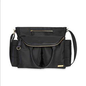 Skip Hop Chelsea Diaper Bag in Black
